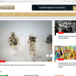 Mag News Wordpress Theme