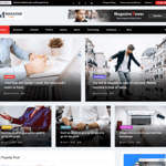 Magazine Power Wordpress Theme
