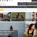 Magazine Prime Wordpress Theme