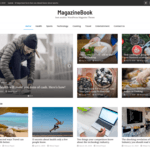 MagazineBook WordPress Theme