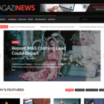 Magazinews WordPress Theme
