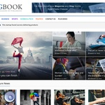 Magbook Wordpress Theme