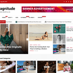 Magnitude Wordpress Theme