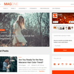 MagOne Lite Wordpress Theme