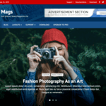 Mags Wordpress Theme