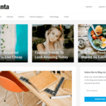Manta WordPress Theme