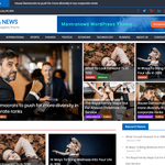 Mantranews Wordpress Theme