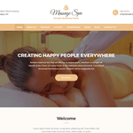 Massage Clean Wordpress Theme
