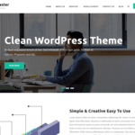 Master Business Wordpress Theme