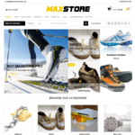 MaxStore Wordpress Theme