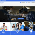 Medical Hub Wordpress Theme