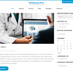 Mediquip Plus Wordpress Theme