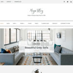 Mega Blog Wordpress Theme