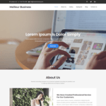 Meilleur Business Wordpress Theme