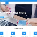 Mercantile Wordpress Theme