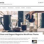 Mercia Wordpress Theme