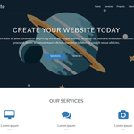 Meteorite WordPress Theme
