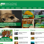 MH Biosphere Wordpress Theme