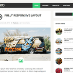 MH Cicero lite Wordpress Theme