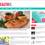 MH HealthMag Wordpress Theme