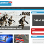 MH Joystick lite Wordpress Theme