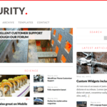 MH Purity lite WordPress Theme