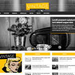 MH RetroMag Wordpress Theme