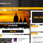 MH Squared lite WordPress Theme