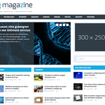 MH TechMagazine Wordpress Theme