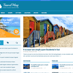MH TravelMag Wordpress Theme