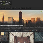 MH UrbanMag WordPress Theme