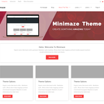 Minamaze Business Wordpress Theme