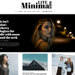 Minimal Lite Wordpress Theme
