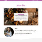 Mirza Blog Wordpress Theme