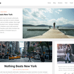 ModernBlogily WordPress Theme