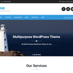 Modulus WordPress Theme