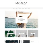 Monza WordPress Theme