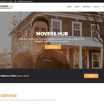 Movershub WordPress Theme