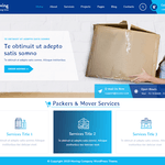 Moving Company Lite Wordpress Theme