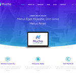 Mucha WordPress Theme