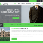 Multipurpose Lawyer WordPress Theme
