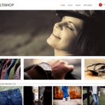 Multishop WordPress Theme