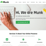 Munk WordPress Theme