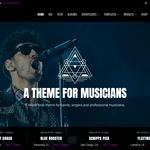 Music Lite Wordpress Theme
