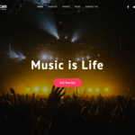 Musican Wordpress Theme