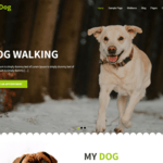 My Dog Lite Wordpress Theme