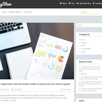 MyStem Wordpress Theme
