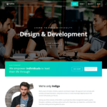 Mythos WordPress Theme