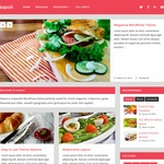Napoli Wordpress Theme