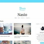 Nasio WordPress Theme